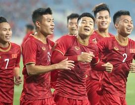 U23 Việt Nam gặp bất lợi về chiều cao ở giải U23 châu Á