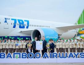 """Hiệp hội hàng không quốc tế """"chấm điểm"""" an toàn hãng bay Bamboo Airways"""