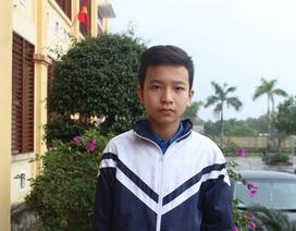 Ước mơ của cậu học trò miền biển giành giải Nhất kỳ thi HSG tỉnh môn Sinh