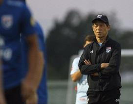HLV Nishino lo mất ngôi sao Supachok  trước giải U23 châu Á