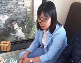 Nữ cộng tác viên bị khởi tố về tội cưỡng đoạt tài sản