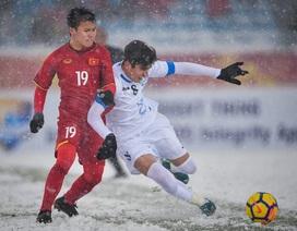 Báo châu Á tôn vinh U23 Việt Nam sau chiến tích ở Thường Châu năm 2018
