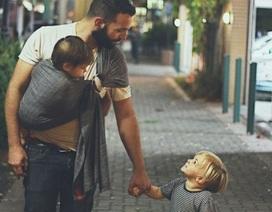 Những bức ảnh về tình cha con khiến tim bạn tan chảy