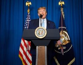 Ông Trump lý giải về quyết định giết tướng Iran