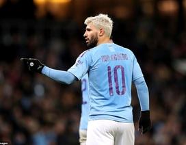 Vùi dập đội hạng tư, ĐKVĐ Man City dễ dàng tiến sâu vào FA Cup