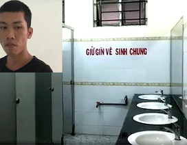 Bắt đối tượng cướp, hiếp một phụ nữ trong nhà vệ sinh