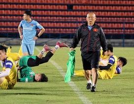 HLV Park Hang Seo chốt danh sách U23 Việt Nam: Đình Trọng ở lại