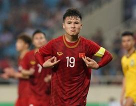 """AFC: """"Quang Hải là ngôi sao lớn ở giải U23 châu Á"""""""