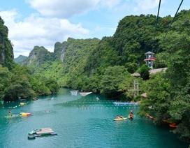 Tạm dừng đấu giá 2 điểm du lịch nổi tiếng ở VQG Phong Nha Kẻ Bàng