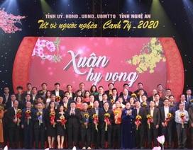 Nghệ An kêu gọi được gần 75 tỷ đồng cho người nghèo đón Tết