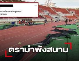 Thái Lan bị chê trách vì sự chuẩn bị cẩu thả trước giải U23 châu Á