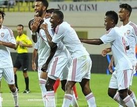 U23 UAE bị cấm bình luận về U23 Việt Nam