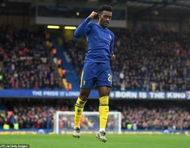 Hudson-Odoi tỏa sáng đưa Chelsea vượt qua Nottingham Forest
