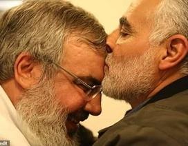 Hình ảnh cuối cùng của tướng Iran trước khi bị giết