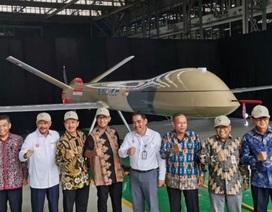 """Indonesia """"khoe"""" máy bay không người lái giữa căng thẳng với Trung Quốc gần Biển Đông"""