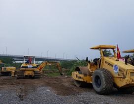 Khởi công tuyến đường nối Vành đai 3 với cao tốc Hà Nội - Hải Phòng