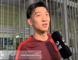 Ngôi sao U23 Trung Quốc tự tin vô địch U23 châu Á
