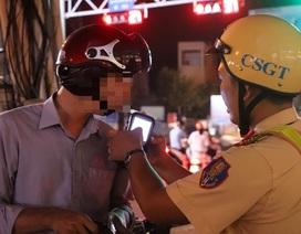 Sau 5 ngày thực hiện Nghị định mới, Cần Thơ có 2 tài xế ô tô bị xử phạt