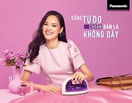 Bàn ủi không dây: Công nghệ thay đổi cuộc sống phụ nữ Việt