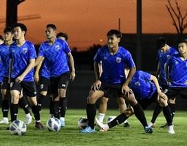 U23 Thái Lan thắng trong trận khởi động cuối cùng trước giải U23 châu Á