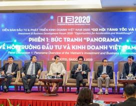 """TS Vũ Tiến Lộc: """"Hai từ khóa của năm 2019 là gian nan và dũng cảm"""""""