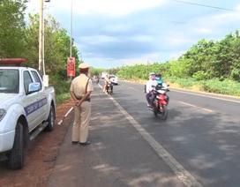 Đồng Nai: Điều động 53 cảnh sát giao thông về làm việc tại các phường-xã