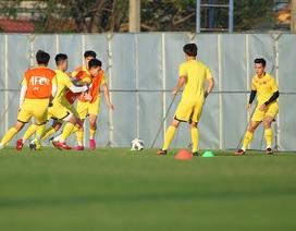 U23 Việt Nam lộ chiêu đối phó U23 UAE