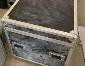 Tìm thấy chiếc hộp giúp cựu chủ tịch Nissan đào tẩu