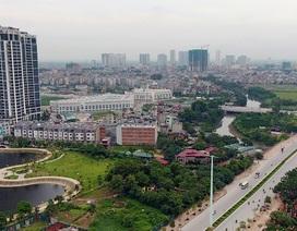 Nhà đất ở Gia Lâm, Hoài Đức và Hà Đông tăng giá, biệt thự bình quân hơn 4.200 USD/m2