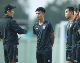 """HLV Nishino: """"U23 Thái Lan sẽ không để thua Bahrain như cách nay 4 năm"""""""