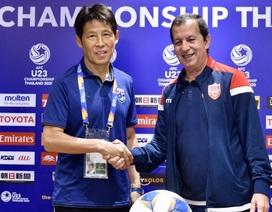 """HLV Nishino: """"U23 Thái Lan sẽ giành vé dự Olympic 2020"""""""