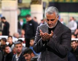 Hé lộ lời nhắn nhủ cuối cùng của tướng Iran trước chuyến đi định mệnh
