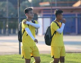 Hai cầu thủ U23 Việt Nam bị HLV Park Hang Seo phạt