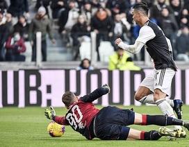 C.Ronaldo lập nhiều kỷ lục với cú hattrick đầu năm 2020