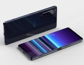 Lộ ảnh smartphone Xperia 5 Plus của Sony với thiết kế mới mẻ
