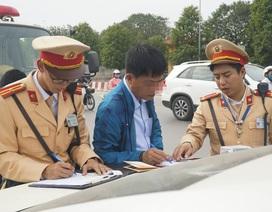 Bộ Tài chính: Không có chuyện cảnh sát giao thông giữ 70% số tiền phạt