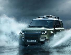 Land Rover Defender thế hệ thứ hai khởi điểm từ 3,7 tỷ đồng