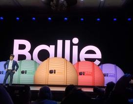 """Samsung trình diễn robot """"thú cưng"""" Ballie đặc biệt tại CES 2020"""