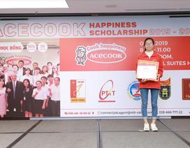 Học bổng Acecook Happiness Scholarship 2019 chắp cánh ước mơ cho sinh viên Việt