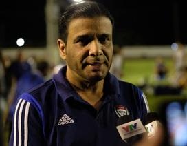 Trưởng đoàn U23 UAE hết lời khen ngợi Quang Hải và Đức Chinh