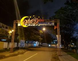 """Đà Nẵng: Hoạt động chưa đầy một năm, phố đêm đã """"đóng cửa"""""""