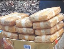 Bắt 4 đối tượng người Lào vận chuyển 60 ngàn viên ma tuý tổng hợp