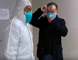 Ngừa bệnh viêm phổi lạ tại Trung Quốc, Hà Nội triển khai 5 máy đo thân nhiệt