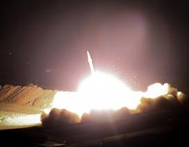 Iran bắn hàng chục tên lửa vào căn cứ có quân Mỹ đồn trú tại Iraq