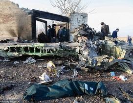 Ukraine tiết lộ nguyên nhân vụ rơi máy bay ở Iran khiến 176 người chết