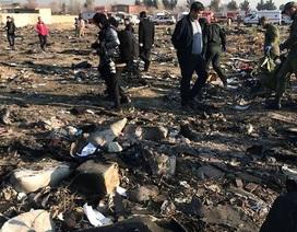 Máy bay rơi ở Iran làm 176 người chết mới được bảo dưỡng 2 ngày trước