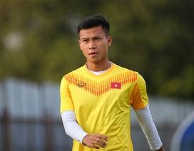 """Trung vệ Ngọc Bảo: """"U23 Việt Nam không còn là ngựa ô"""""""