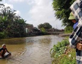 Nữ giáo viên gieo mình xuống sông, nghi do mắc bệnh trầm cảm