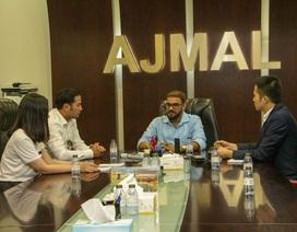 Công ty Luxury Châu Á phân phối độc quyền thương hiệu nước hoa Ajmal (Dubai) tại Việt Nam