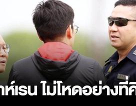 Chờ đấu U23 Bahrain, U23 Thái Lan nhờ cậy… HLV Park Hang Seo
